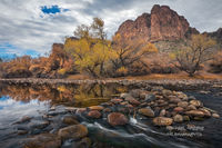 Globe, Payson, Apache Junction, Mesa, AZ, Arizona, Salt River, autumn, Tonto National Forest, Arizona