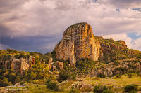 monsoon, light, rock, Ruby Road, Nogales, Arizona, AZ, Coronado National Forest, international border