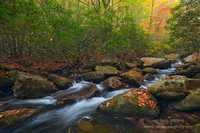 Jones Gap State Park, SC, South Carolina, Marietta, Middle Saluda River, Caesars Head State Park, Mountain Bridge Wilderness,  autumn, Greenville