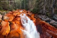 Rock Creek, Weminuche, Colorado, water