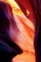 slot canyon, lower antelope canyon, sandstone, beautiful, arizona, navajo nation, rock, arches