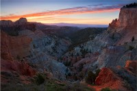 Bryce Canyon National Park, UT, Utah, light, sunrise, awesome, best light, view, cliff, colorful
