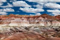 clouds, Arizona, AZ, clouds, landscape, Hopi, colors