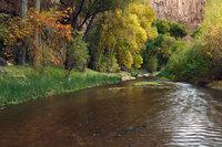 canyon, autumn, Arizona, Galiuro Mountains, picnic