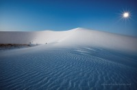 wind, dune, white sands national monument, new mexico, moon