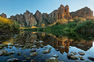 Salt River Reflections