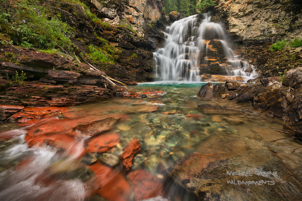 waterfall, San Juan Mountains, National Forest, Silverton, CO, Colorado, spectacular, watering hole, creek, , photo