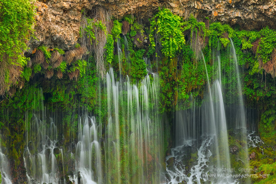 burney falls, McArthur-Burney Falls Memorial State Park, California, CA, falls, water, cliffs, springs, photo