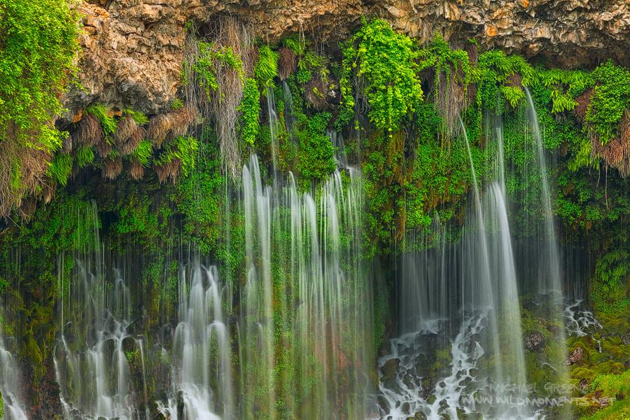 burney falls, McArthur-Burney Falls Memorial State Park, California, CA, falls, water, cliffs, springs, photo