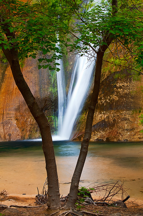 Grand Staircase Escalante, Calf Creek Falls, waterfalls, hikes, pristine, UT, Utah, image, amazing, photo