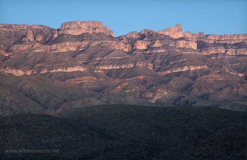 mexico, Sierra Del Carmen, backpacking, Marufo Vega, Big Bend National Park, Texas, twilight, mountain , photo