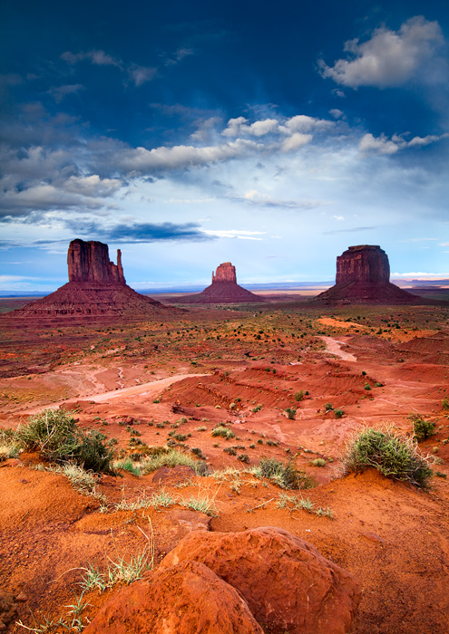 The Mittens, Monument Valley, UT, AZ, Arizona, Utah, United States, overlook, sunset, sunset, tribal park, iconic views,, photo