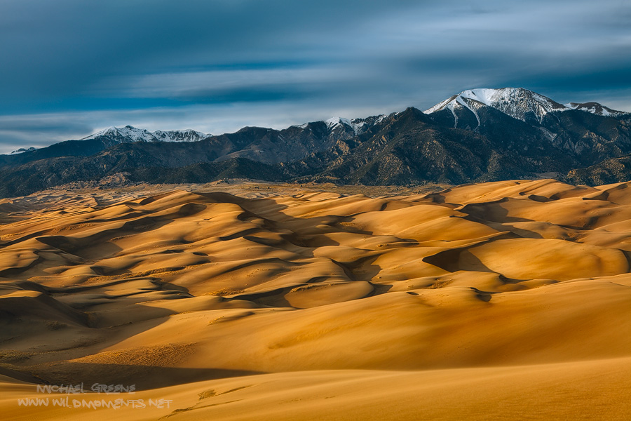 great sand dunes national park, colorado, CO, hike, winds, dunes, photo