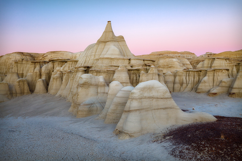 I stumbled onto this scene while roaming the badlands at twilight and was amazed at this spectacle. The desert can have incredible...